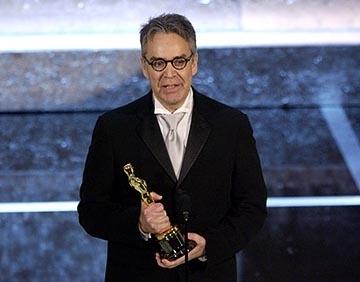 Il grande Howard Shore, già premiato per La compagnia dell'anello, riceve l'Oscar anche per Il ritorno del re