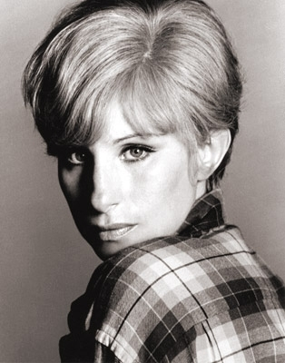Barbra Streisand fotografata da Greg Gorman