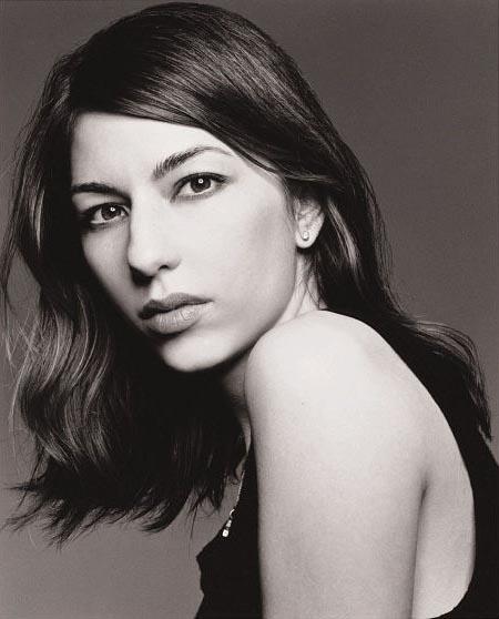 L'attrice e regista Sofia Coppola