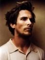 primo piano di Christian Bale