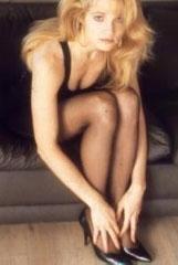 L'attrice Ellen Barkin
