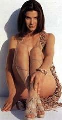 Un'immagine sexy di Sandra Bullock