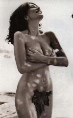Sabrina Ferilli, sensualità mediterranea