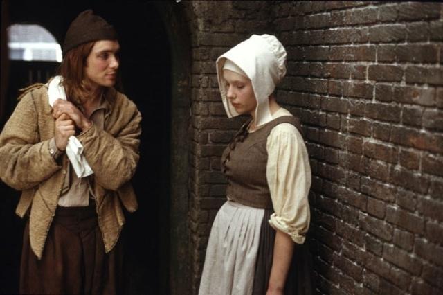 Cillian Murphy e Scarlett Johansson sono Pieter e Griet