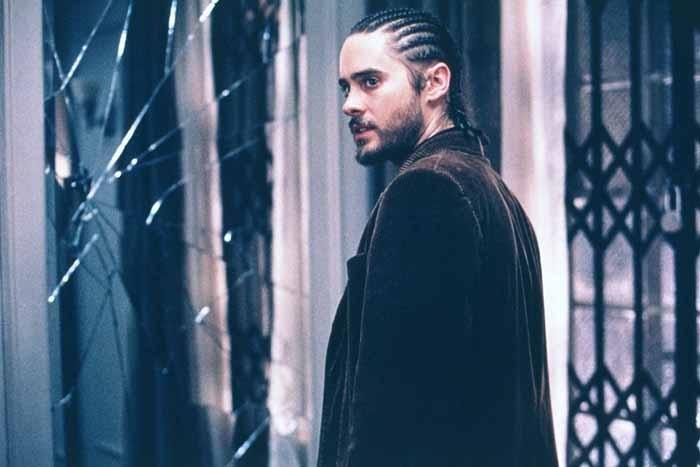 Jared Leto in una scena di Panic Room