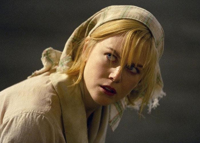 Nicole Kidman in una scena di Dogville