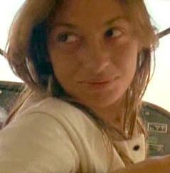 Francesca Ciardi in una scena di Cannibal Holocaust