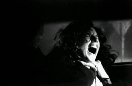 Nancy Kyes in una scena di Halloween