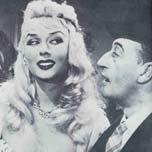 Totò e Dorian Gray in una scena di Totò, Peppino e... la malafemmina