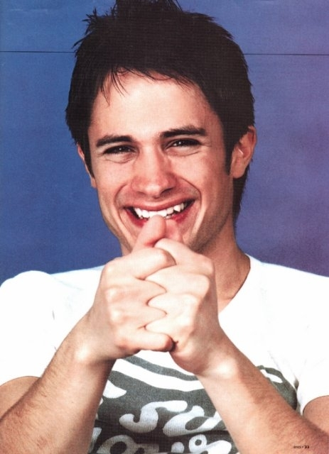 Un sorridente Gael Garcia Bernal