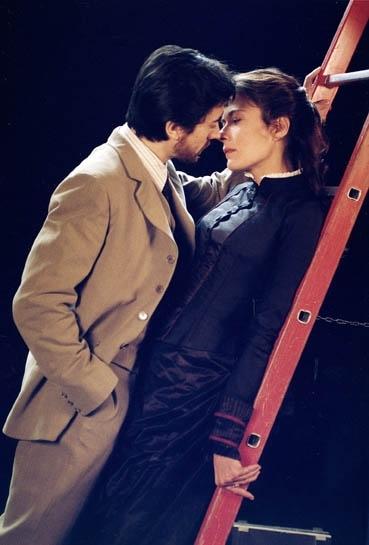 Luigi Lo Cascio e Sandra Ceccarelli ancora insieme nel film La vita che vorrei