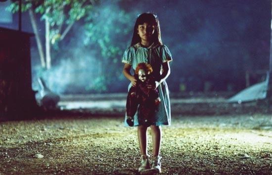 Una scena del film The Park