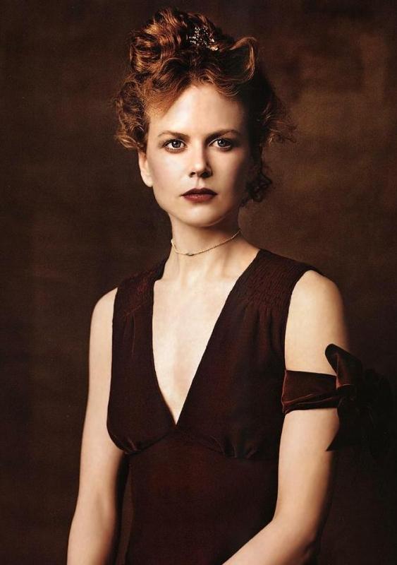un ritratto di Nicole Kidman