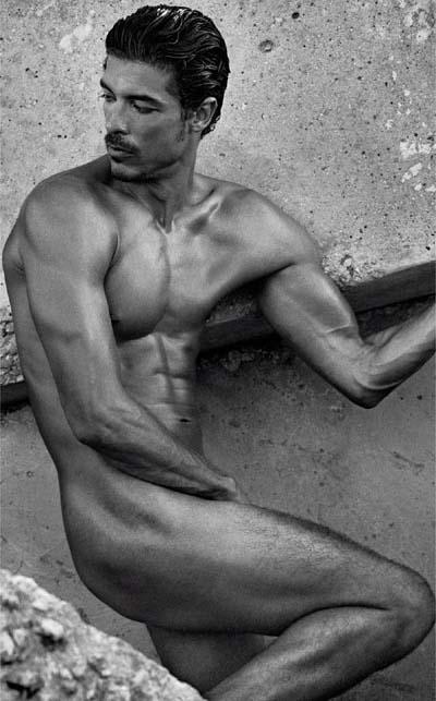Calendario Gassman.Alessandro Gassman In Una Foto Del Calendario Realizzato Per