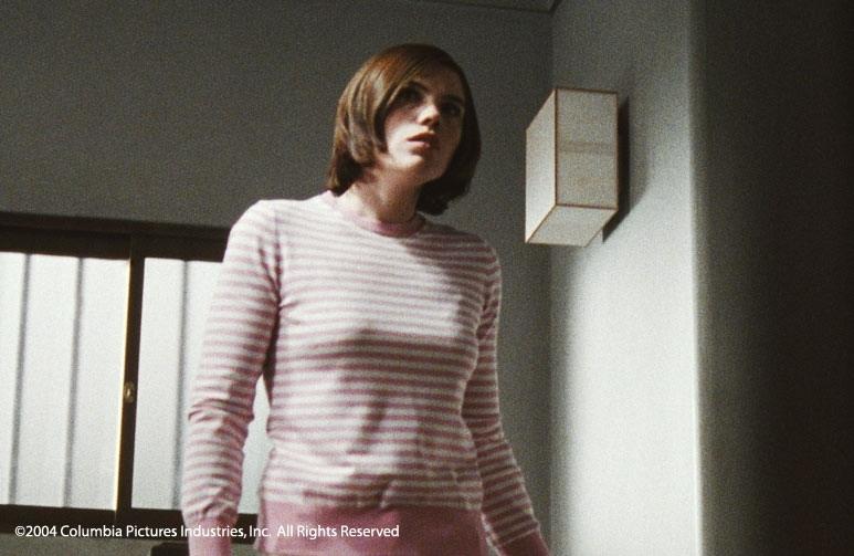 Clea Duvall in una scena di The Grudge
