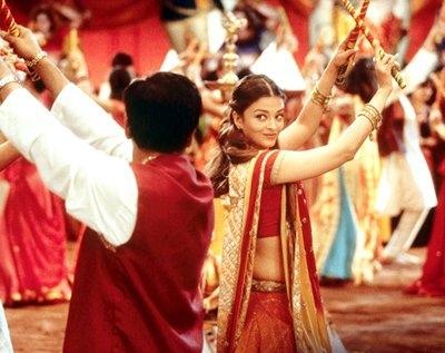 Aishwarya Rai in Matrimoni e pregiudizi (Bride and Prejudice)