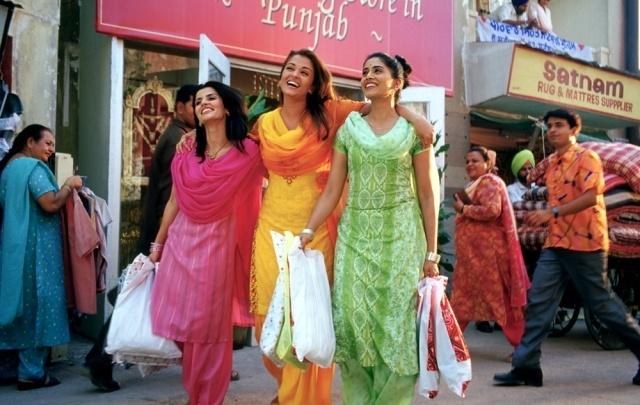 Aishwarya Rai in Matrimoni e pregiudizi