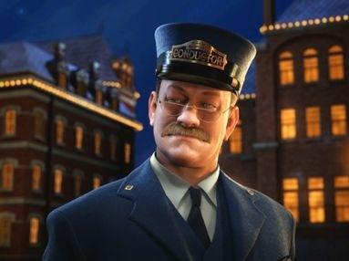 Il protagonista del film Polar Express