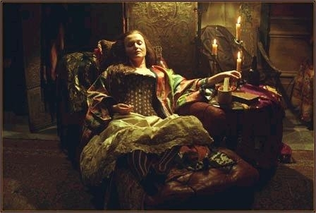 Gerard Butler con Emmy Rossum ne Il fantasma dell'Opera