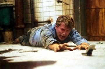 Cary Elwes in una scena di Saw - L'enigmista
