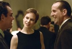 Danny Huston, Nicole Kidman e Peter Stormare in una scena di Birth - Io sono Sean