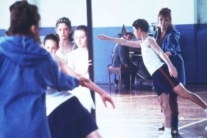 Jamie Bell e Julie Walters in una scena di Billy Elliot
