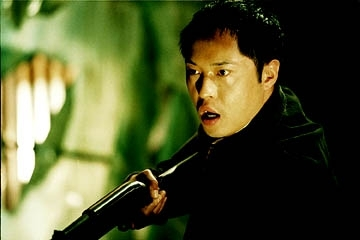 Ken Leung in una scena di Saw - L'enigmista