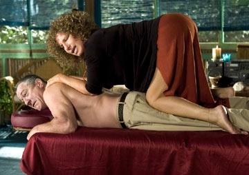 Barbra Streisand e Robert De Niro in una scena di Mi presenti i tuoi?