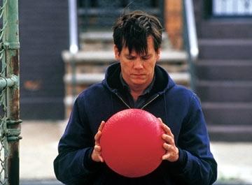 Kevin Bacon in una scena di The Woodsman - il segreto