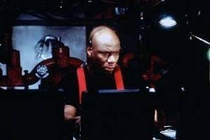 Ving Rhames in una scena di Mission: Impossible