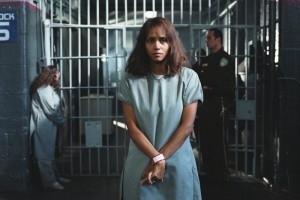 Halle Berry in una scena del film Gothika