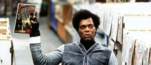 Samuel L. Jackson in una scena di Unbreakable - Il predestinato