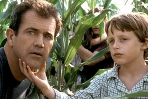 Mel Gibson e Rory Culkin