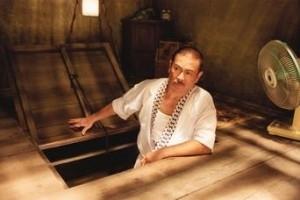 Il mitico Sonny Chiba in una scena di Kill Bill: Volume 1