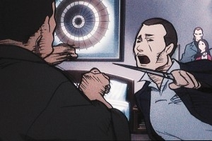 Una scena 'anime' di Kill Bill: Volume 1