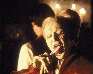 Gary Oldman in una scena di Dracula
