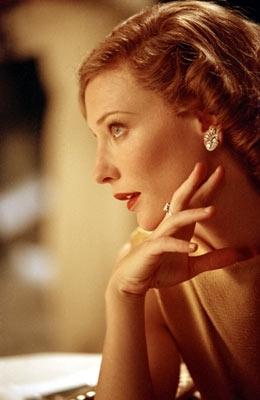 La splendida Cate Blanchett in una scena di The Aviator