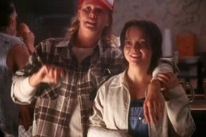 Charlize Theron e Christina Ricci in una scena di Monster, nel 2003