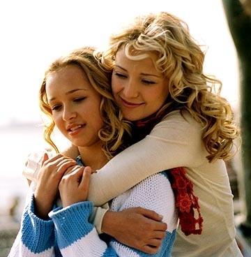 Hayden Panettiere e Kate Hudson in una scena di Quando meno te lo aspetti
