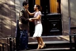 Jason Biggs e Christina Ricci in una scena di Anything Else