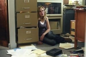 Kirsten Dunst in una scena di Se mi lasci ti cancello