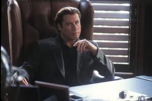 John Travolta in una scena di The Punisher