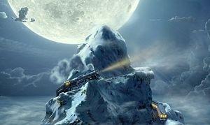 Una immagine tratta dal film Polar Express