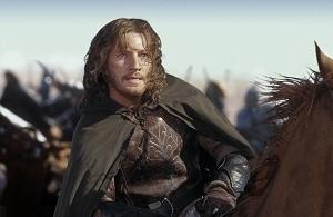 David Wenham in una scena di Il signore degli anelli - Il ritorno del re