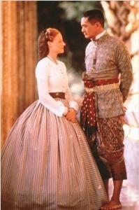 Jodie Foster e Chow Yun-Fat in una scena di Anna and the King