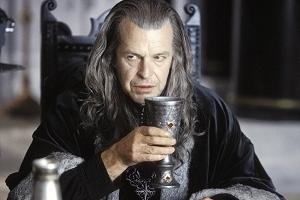 John Noble in una scena di Il signore degli anelli - Il ritorno del re