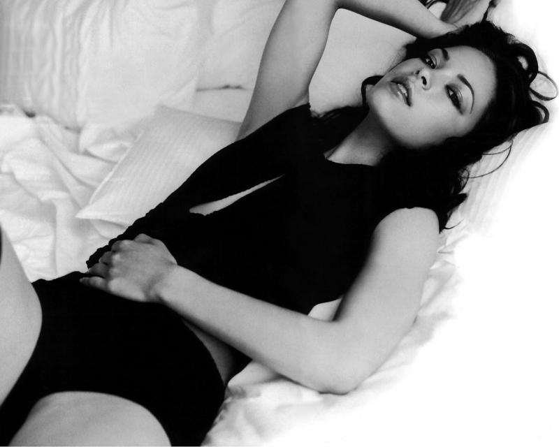 Una seducente Kristin Kreuk