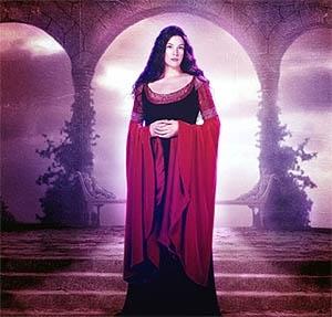 Liv Tyler in una scena di Il signore degli anelli - Il ritorno del re