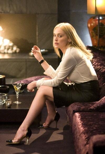 Sharon Stone è Catherine Tramell nel seguito di Basic Instinct