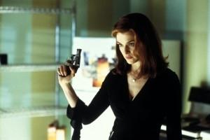 Rachel Weisz in una scena di Confidence